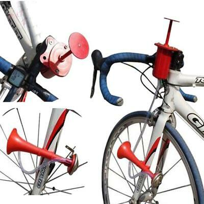Bicycle Bike Cycling Metal Air Horn Hooter Squeeze Bugle Trumpet Bell 1x Sp W4G0