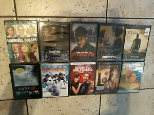 DVD-Lot-of-10-New-amp-Sealed-Assorted-Movies-Wholesale-Resale-Collect-Lot-6