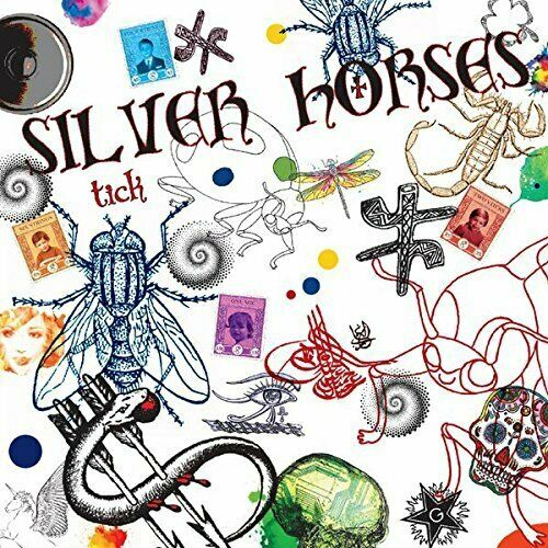 Silver Horses-Tick (US IMPORT) CD NEW