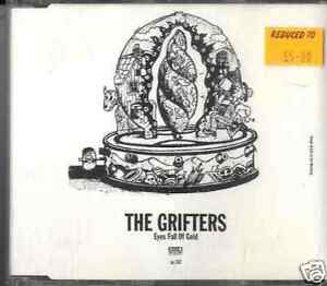 THE-GRIFTERS-Eyes-full-of-gold-CD-Singles-Promo-New
