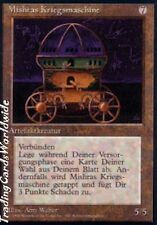 Mishra's era Machine // ex // foreign Black bordered // Deut. // Magic Gathering
