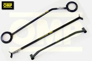 OMP-Anthracite-strut-brace-COMBO-SET-FORD-FIESTA-MK5-ZETEC