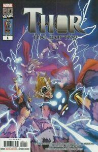 Thor-The-Worthy-1-NM-Marvel-Comics-2020