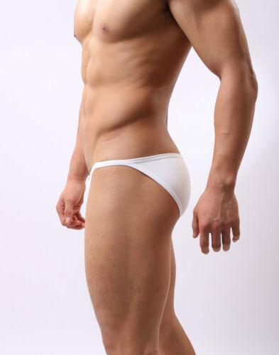 USA Seller Men/'s bikini briefs underwear Thongs G-string Swimwear BRAVE PERSON