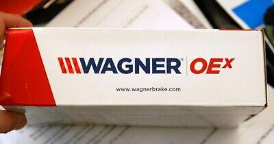 Disc Brake Pad Set-QuickStop Disc Brake Pad Front Wagner ZD924