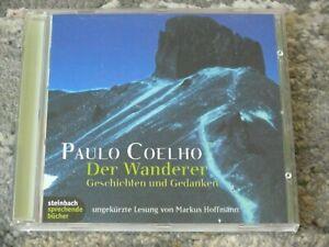 Paulo Coelho Der Wanderer Geschichten Und Gedanken Cd 2005 Hörbuch Gut Ebay