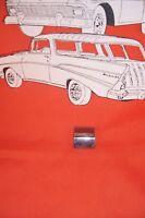 1955 1956 57 Chevy Rear Window Stainless Moulding Connector Belair Sedan Hardtop