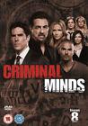 Criminal Minds - Series 8 - Complete (DVD, 2013, 6-Disc Set, Box Set)