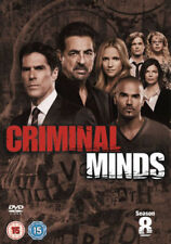 Criminal Minds - Series 8  DVD