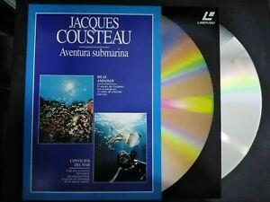 Jacques-Cousteau-Abenteuer-Ubmarina-Laser-Disc-Inseln-Andaman-Y-Meer