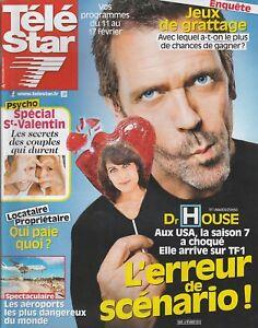 Tv Star N°1845 - 06/02/2012 - Johnny Hallyday - Stars Wars - Vanessa Paradis