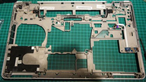 Dell E6540 Bottom Base Chassis Midframe Body XCKCW 0XCKCW WiFi Switch DC Jack