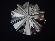 PLATINUM  ULTRA  Custom Wheel Center Cap Chrome Finish 89-9457 51991810F-3