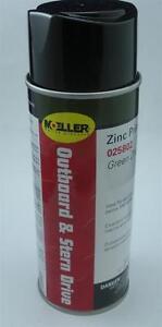 Moeller Green Zinc Chromate Primer Outboard Paint