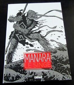 MANARA-LE-SINGE-GLENAT-2013-TTBE