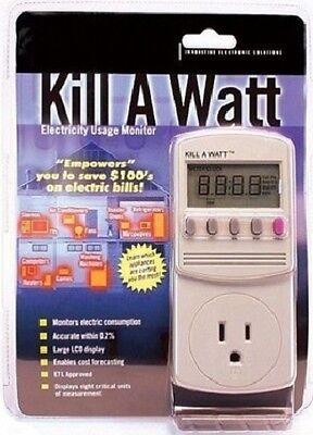 P3 International Kill A Watt Electricity Usage Voltage Meter Monitor P4400