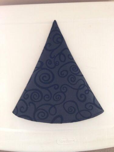 NEW! Black Scroll Gnome Elf Dwarf Birthday Party Gift Hat Mardi Gras Caps