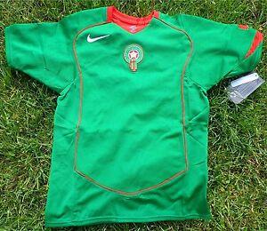 Details zu Marokko Kinder Trikot Camiseta Jersey Nike für KinderKids 140 176 Marocco