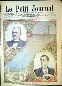 Le-Petit-Journal-N-888-du-24-11-1907-Le-Progres-de-la-telegraphie-sans-fil