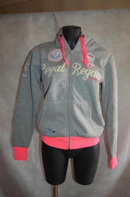 VESTE SURVETEMENT GEOGRAPHICAL NORWAY ROYAL L/40 GIACCA/CHAQUETA/JACKET NEUF