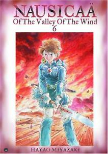 Nausicaa of the Valley of the Wind volume 6 by Hayao Miyazaki  Paperback Book - Leicester, United Kingdom - Nausicaa of the Valley of the Wind volume 6 by Hayao Miyazaki  Paperback Book - Leicester, United Kingdom