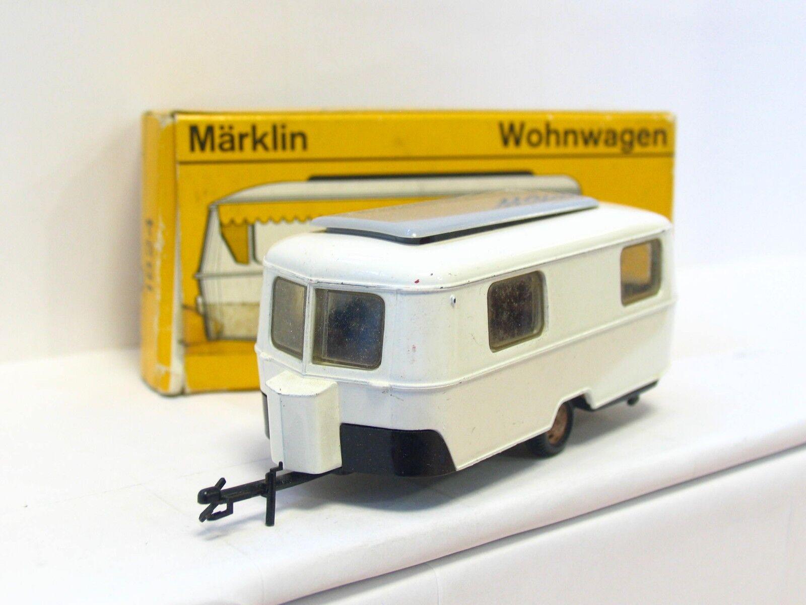 Märklin 1 43 1824 Wohnwagen komplett OVP (V7108)  | Schenken Sie Ihrem Kind eine glückliche Kindheit