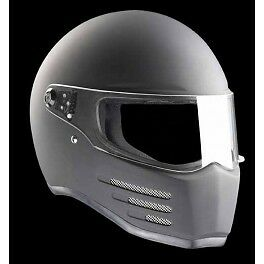 Casco-BANDIT-034-Fighter-034-Integral-Homologado-Negro-Mate-Blanco