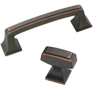 Details About Amerock Oil Rubbed Bronze Cabinet Hardware S Pulls