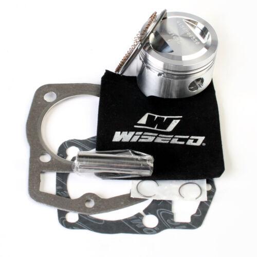 Wiseco HONDA XR185 XL185 XR XL 185 piston TOP END KIT 66.50mm 1992-2002
