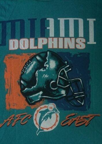 Miami Nfl Reebok Camicia dal Rare inutilizzata vintage Dolphins m 1994 P in camicia taglia nwC1Rd1q