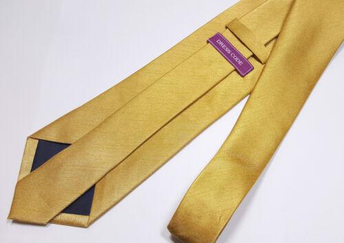 Mens Designer  Neck Ties With Matching Handkerchief  Dupion Finish UK Branded