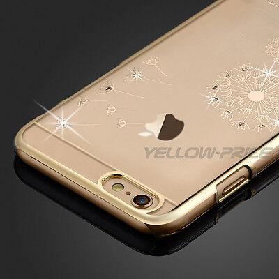Diamond Crystal Bling Stylish Design Hard Case Films for iPhone 6 6S Plus 5.5''