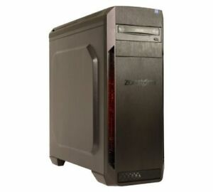 Loop Zoostorm Voyager Mid Tower ATX Gaming Case LPVC01
