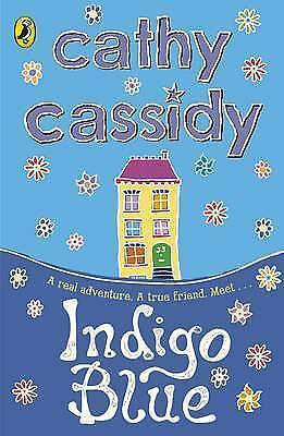 Indigo Blue by Cathy Cassidy (Paperback, 2005)