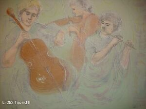 Trio-Lithograph-by-Edna-Hibel
