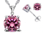 925-Sterling-Silver-Jewellery-Wedding-Jewelry-Set-Crystal-Necklace-amp-Earrings-UK thumbnail 5