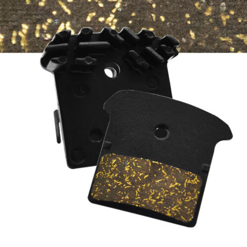 1 Pair Cooling Fin Bicycle MTB Disc Brake Pads For SLX Deore XT XTR M8000 Parts