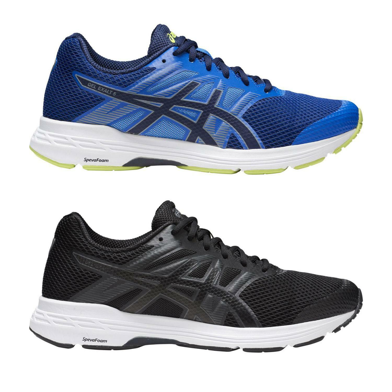 Asics Mens Gel Exalt 5 Cushioned Breathable Lightweight Running shoes
