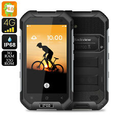 Blackview BV6000 Android 6.0 Smartphone IP68 Dual SIM 4G 3G 2Ghz Octa Core CPU