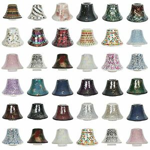 Aromatize-Mosaic-Large-Candle-Jar-Shades-Various-Designs