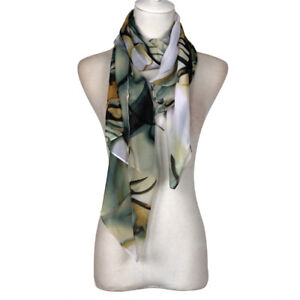 Fashion-Attractive-Lady-Long-Wrap-Women-039-s-Shawl-Chiffon-Material-Scarf-Scarves