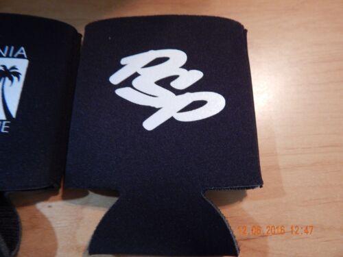 BEER DRINK SODA KOOZIE PSP PALM SPRINGS POWER BASEBALL BLACK WHITE NEW