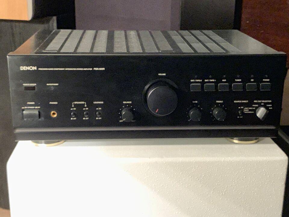 Forstærker, Denon, Denon PMA-925R