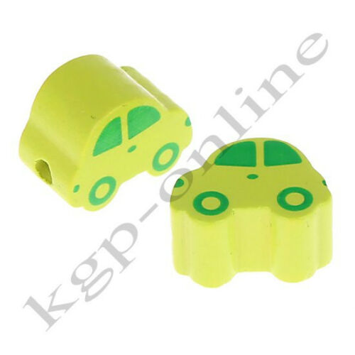 Auto Motivperle Motivperlen nach DIN EN 71-3 Große Farbwahl