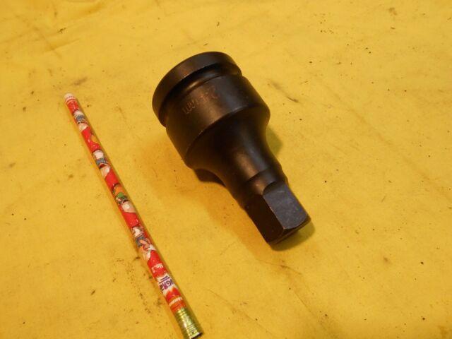 Grey Pneumatic 2916UF Hex Driver Socket