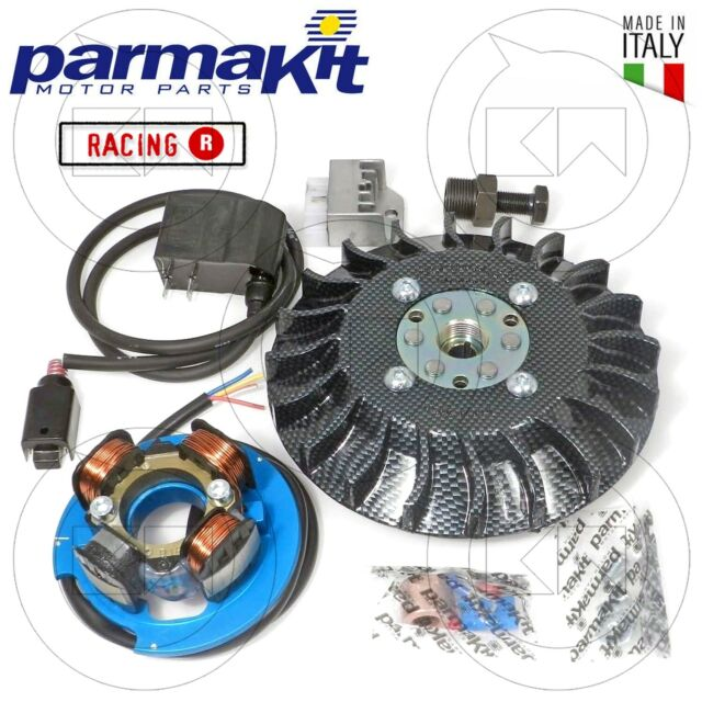 PARMAKIT 5703622 Set Allumage Électronique 1Kg Cône Ø19 Carbone VESPA 50 Special