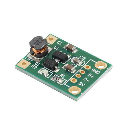 DC-DC Boost Converter Step Up Module 1-5V to 5V 500mA Power Module New Hot F5