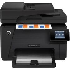 NEW HP Color LaserJet Pro MFP M177FW Laser-Printer/Copier/Scanner/Fax CZ165A#BGJ