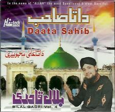 BILAL QADRI / DAATA SAHIB -VOL.4 - BRAND NEW CD - FREE UK POST