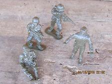 1960's Vintage Hard Plastic ARMY MEN Lot